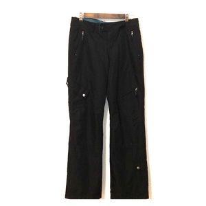 Eddie Bauer fleece lined ski pants
